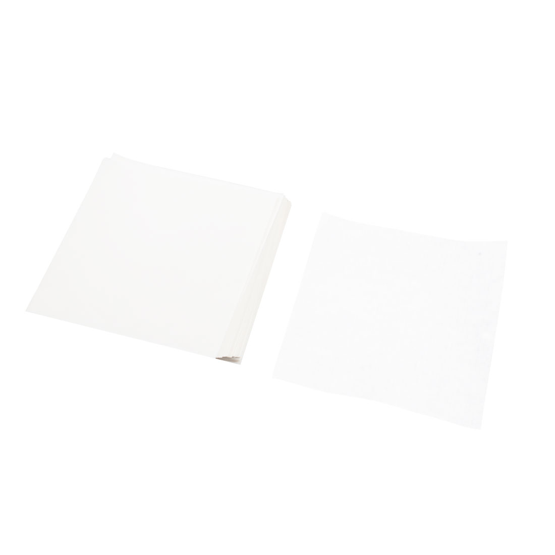 500pcs Laboratory Analytical Square Shaped Weighing Paper 150mmx150mm