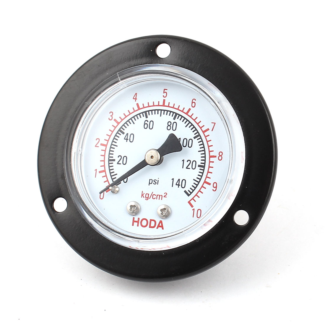 Air Compressor 1/4PT Threaded 0-10Kg/cm2 0-140psi Screw Mount Pressure Gauge