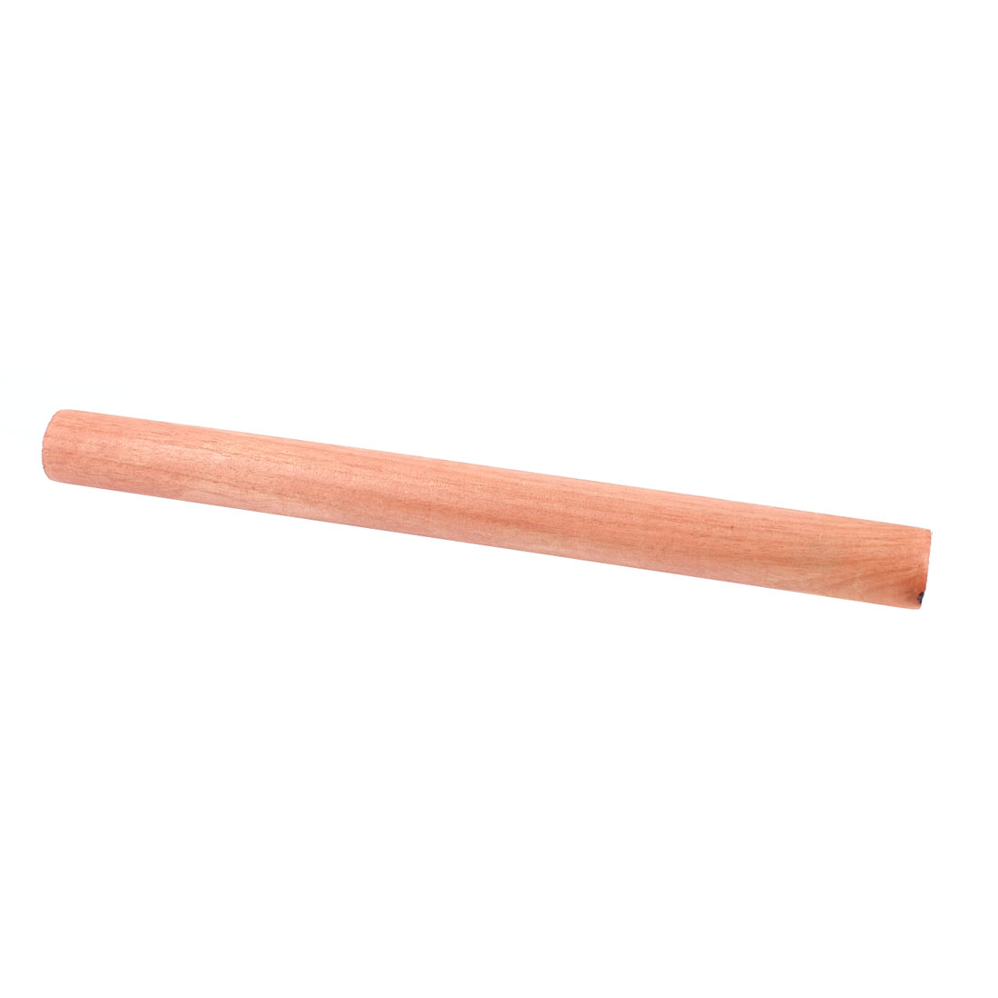 "14.6"" Long 1.3"" Dia Round Wood Kitchen Dough Pastry Rolling Pin Roller"