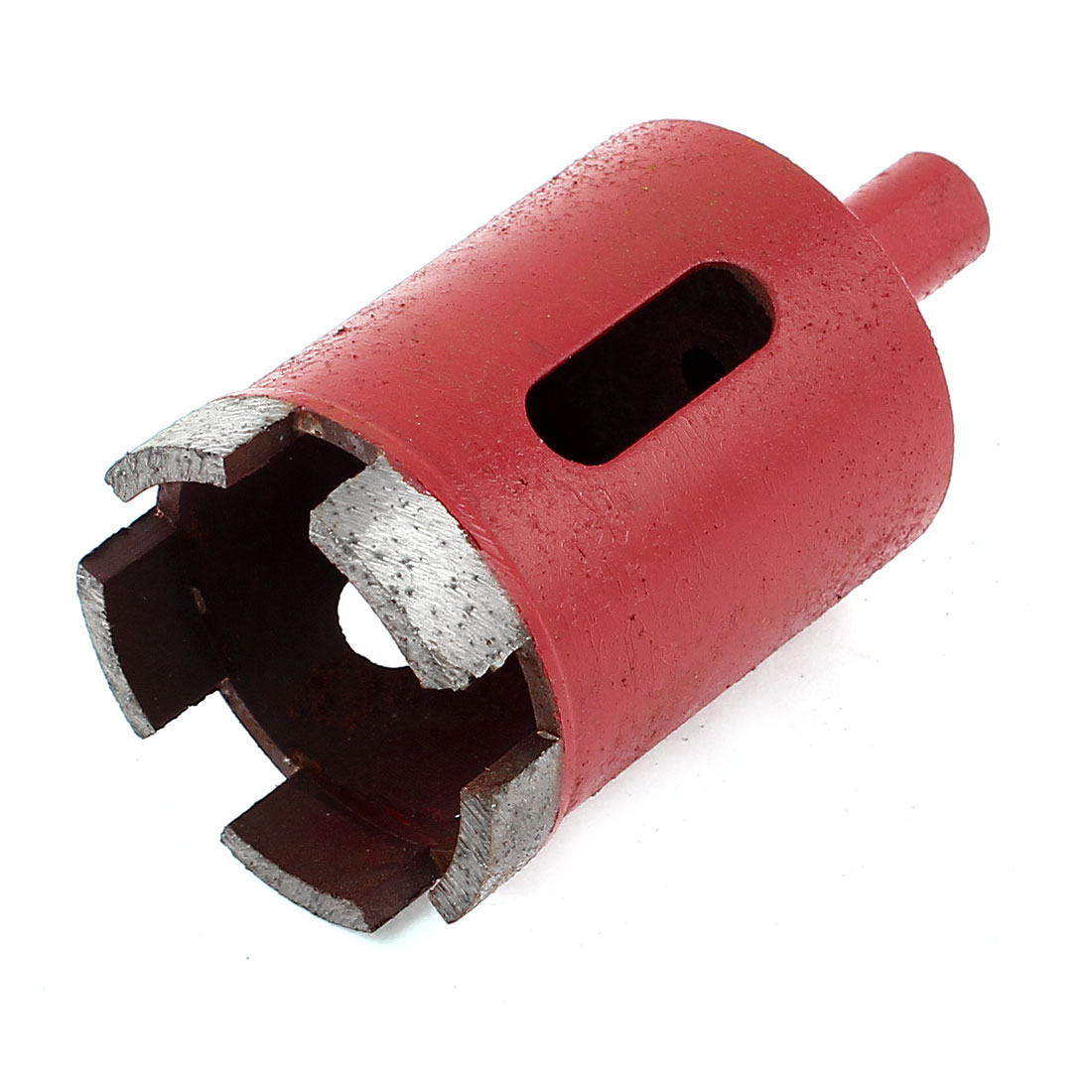 40mm Dia Marble Granite Diamond Tool Hole Saw Red