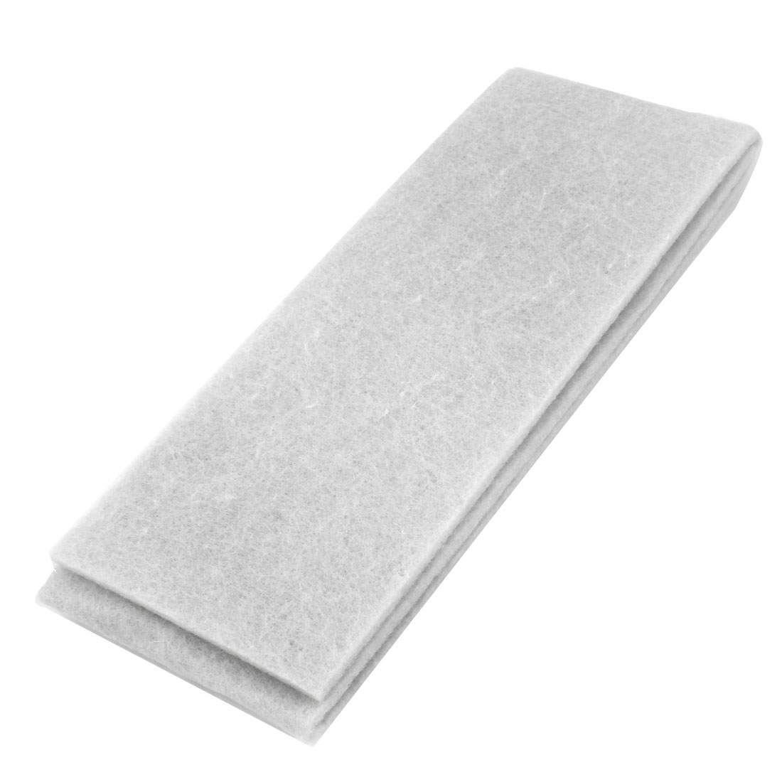 Aquarium White Rectangle 100cm x 17cm x 7cm Fresh Water Filter Sponge Pad