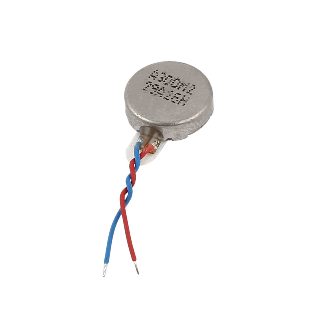 10mmx3mm Flat Button Vibrating Vibration Motor DC 2.5-3.5V 12000RPM for Cellphone