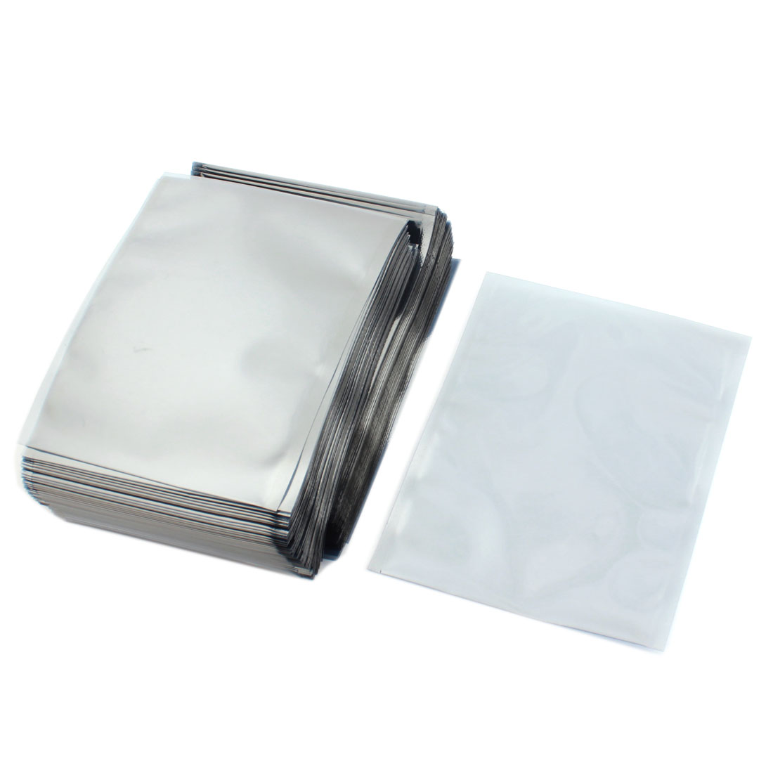 "200pcs 4"" x 5"" ESD Anti-Static Shielding Bags Open-Top 100mmx125mm"