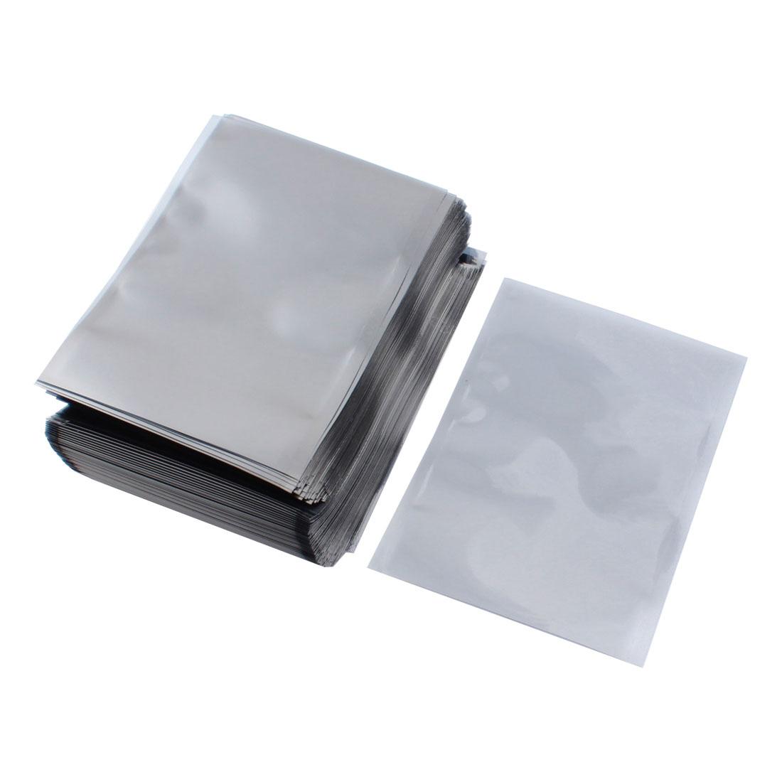 200pcs ESD Shield Open-Top Type Anti-Static Shielding Bags 9cmx12.5cm