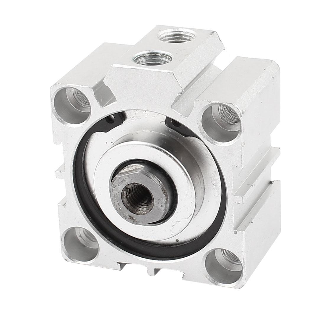 SDA40x5 40mm Bore 5mm Stroke Single Rod Aluminum Alloy Pneumatic Air Cylinder
