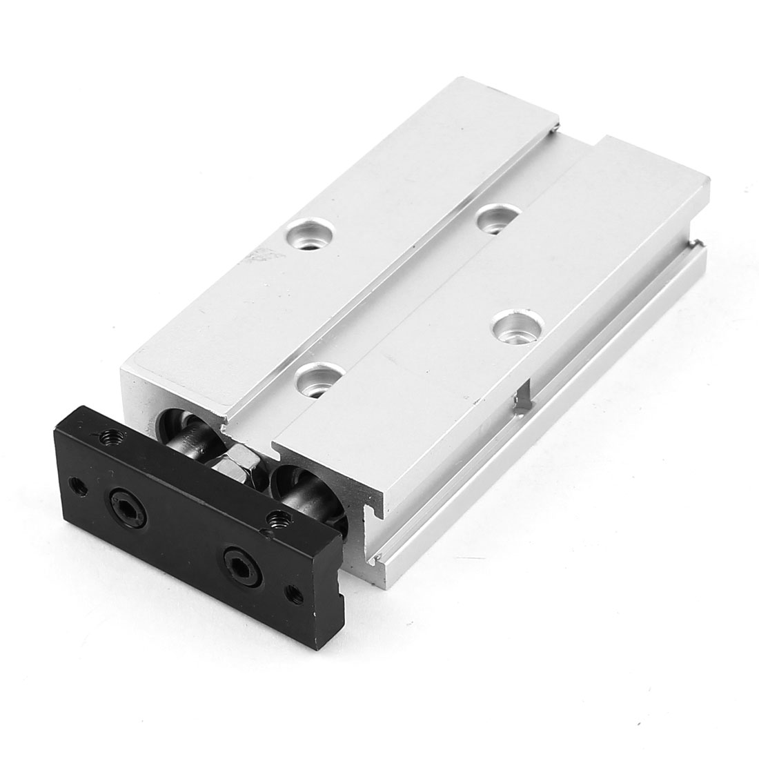 TN10x30 10mm Bore 30mm Stroke Double Rod Aluminum Alloy Pneumatic Air Cylinder
