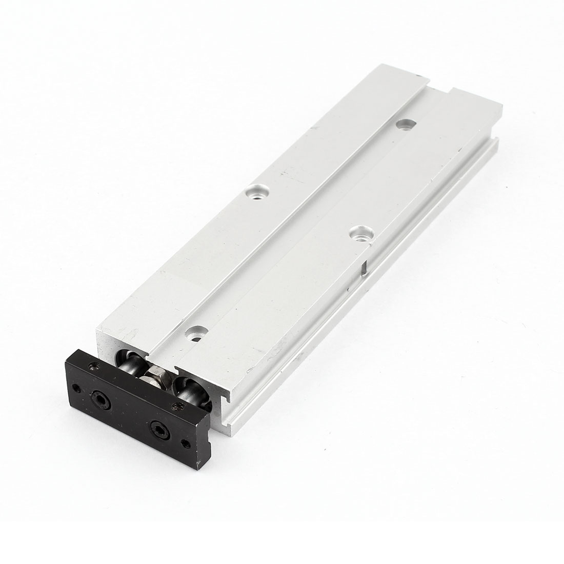 TN10x100 10mm Bore 100mm Stroke Double Rod Aluminum Alloy Pneumatic Air Cylinder