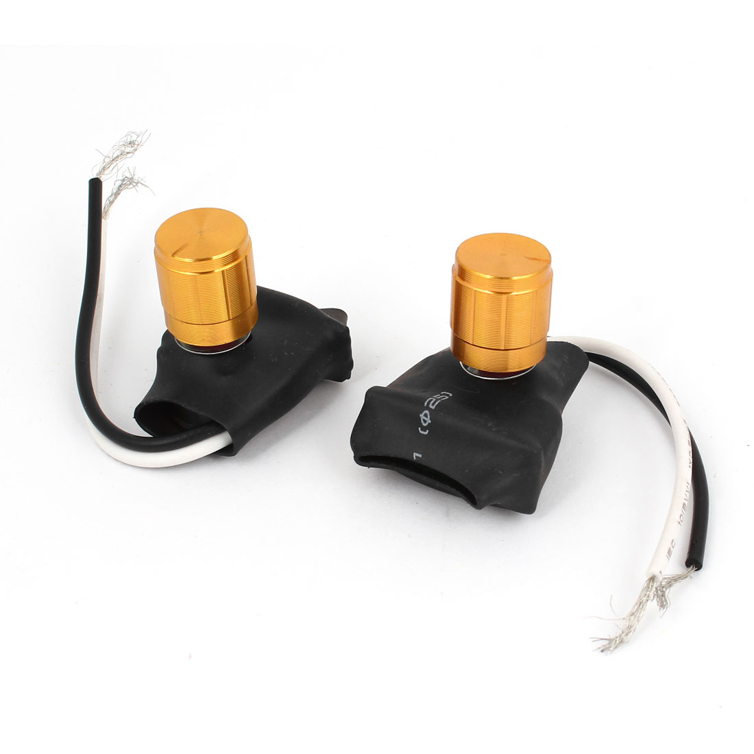 2pcs AC220V 5A Table Lamp Light Bulb On/Off Dimmable Dimmer Control Switch