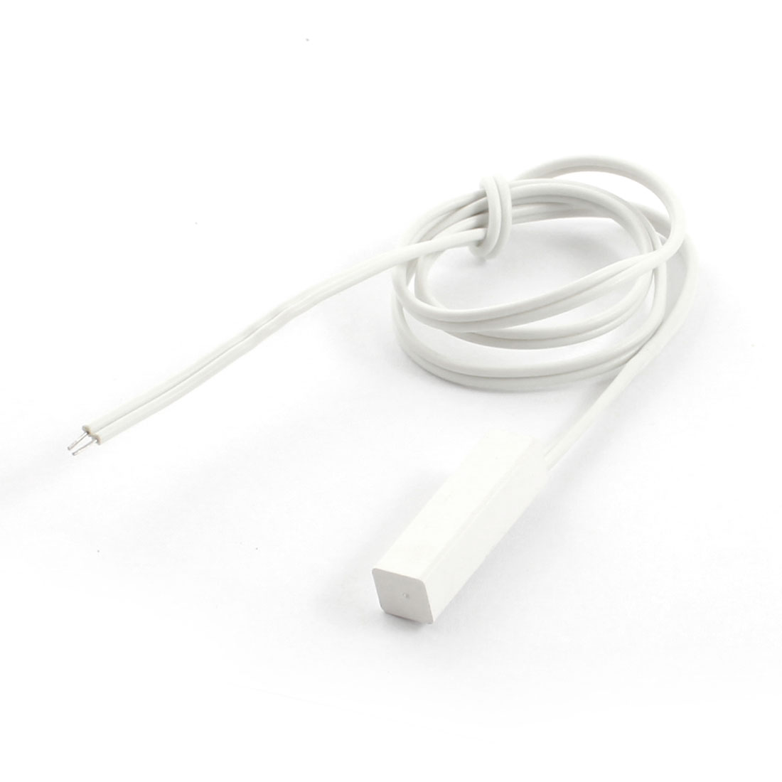 2K White Square Head General Purpose Refrigerator Freezer Temperature Sensor 50cm Length for Hier