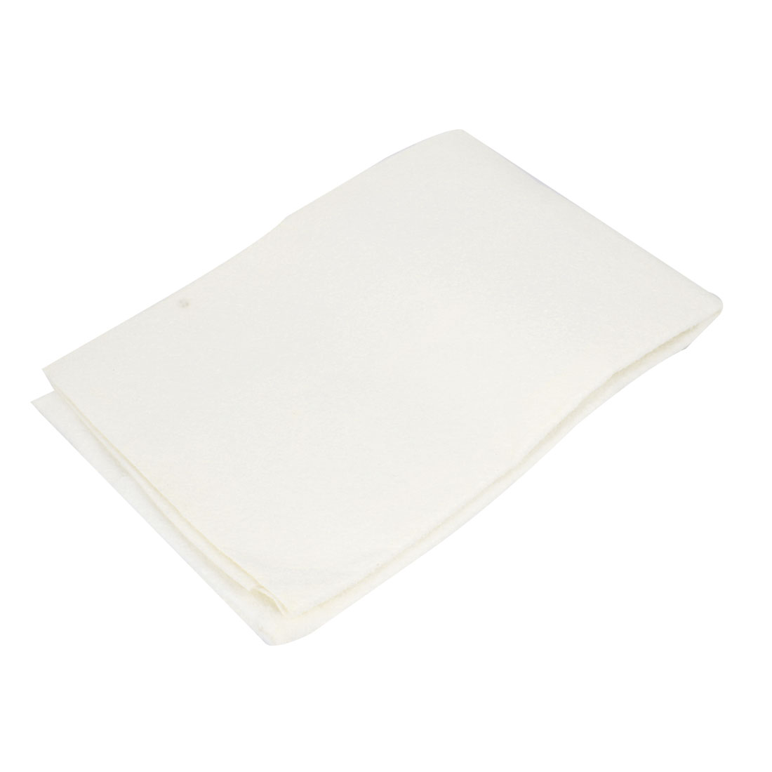 "White Synthetic Chamois Cleaning Washing Towel 21"" x 18"" for Car Auto"