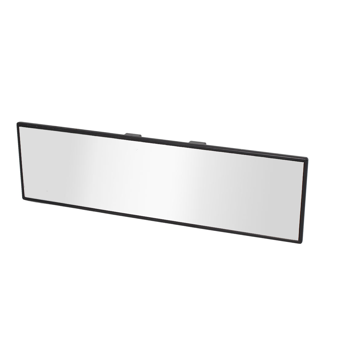 JDM 240mm Wide Anti-Glare Flat Clip On Auto Rearview Mirror