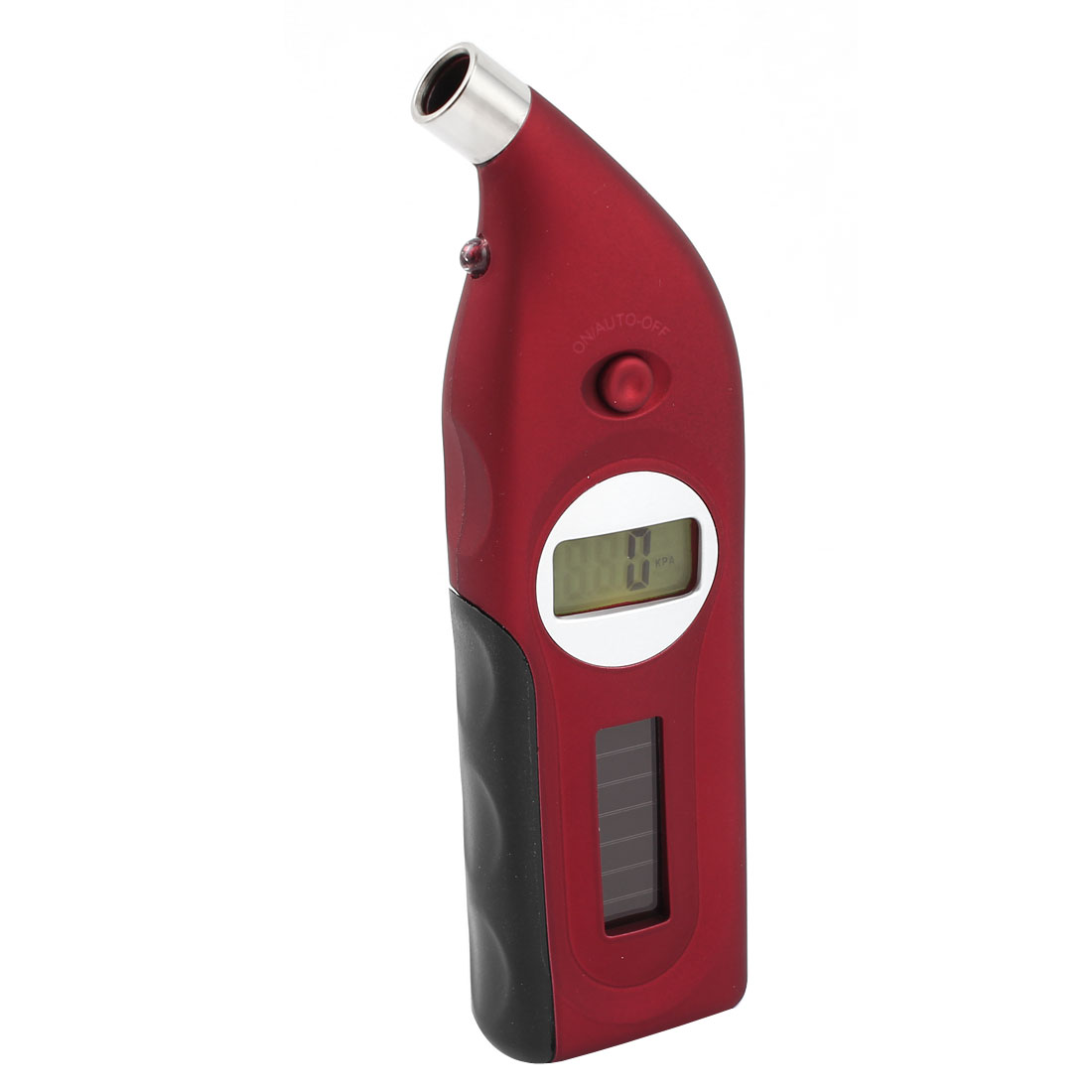 Auto Car Motorcycle Digital LCD Air Pressure Tire Tyre Gauge CC-106