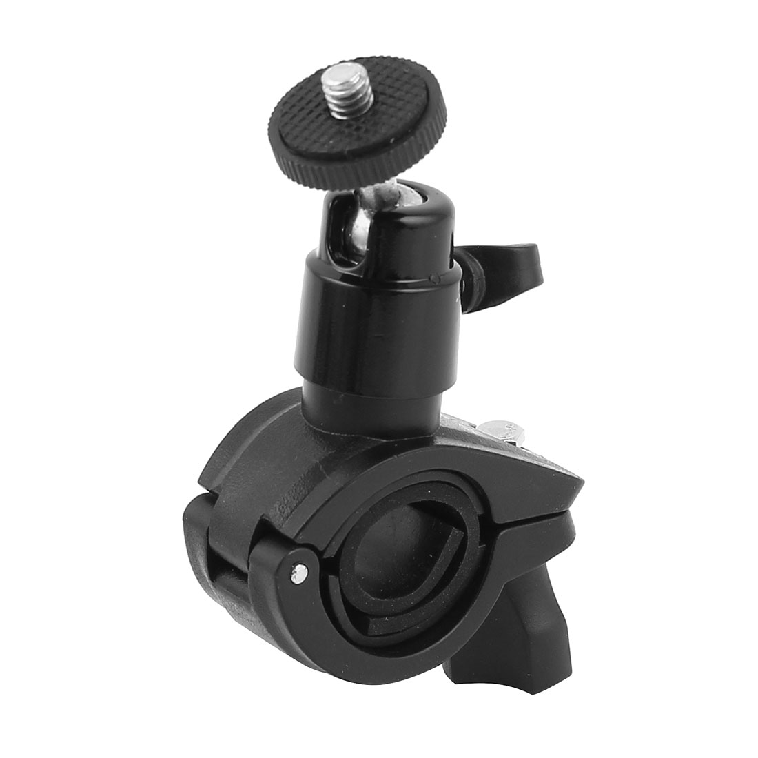 "Bicycle Bike Motorcycle Handlebar Mount Holder 1/4"" Screw for Digital Camera"