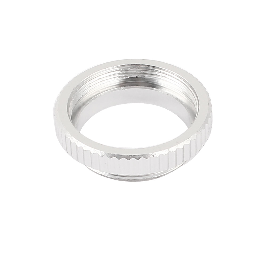Silver Tone Aluminum CS Mount Lens to C Mount Camera Adapter Ring