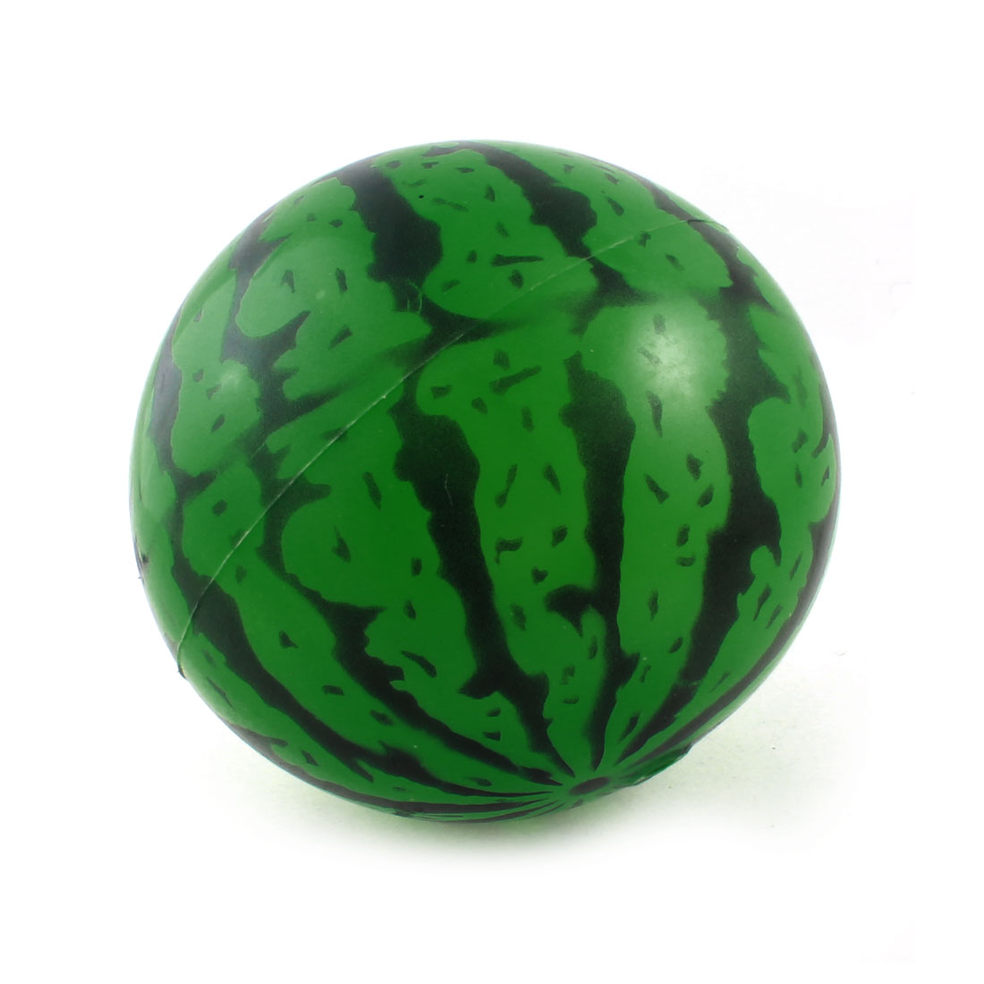Watermelon Pattern Round Shape Stomata Designed PVC Bouncing Ball Toy for Kids