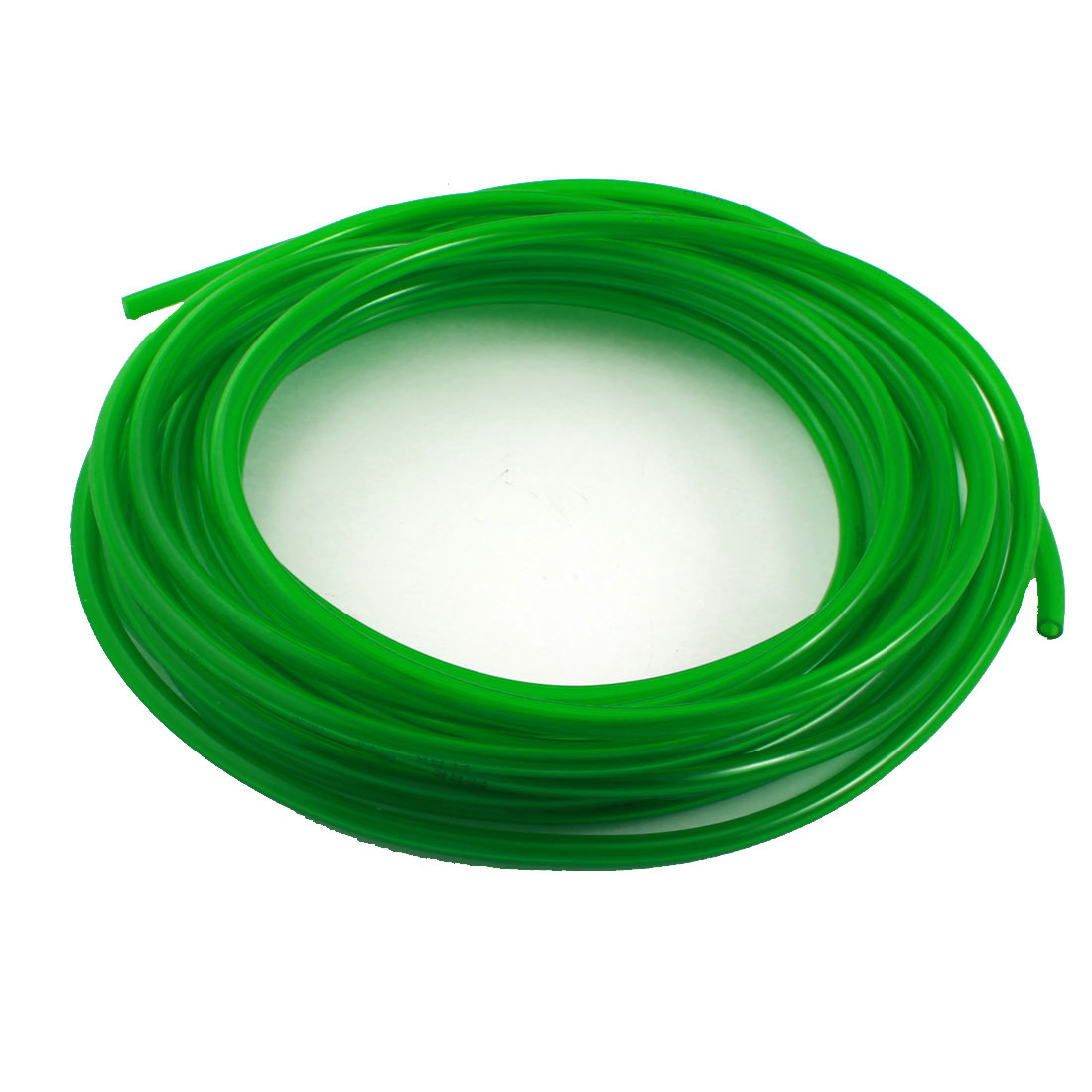 10M/33Ft Length 5mmx8mm Polyurethane Fuel Gas Petrol Diesel Flexible Hose Air PU Tube Pneumatic Pipe Clear Green