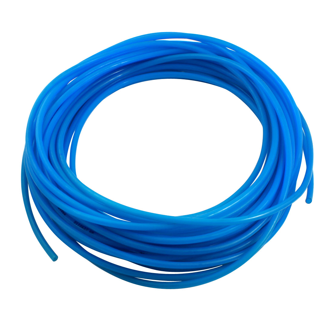 20M/66Ft 4x6mm Blue Polyurethane Fuel Gas Petrol Diesel Flexible Air PU Tube Pneumatic Pipe Hose