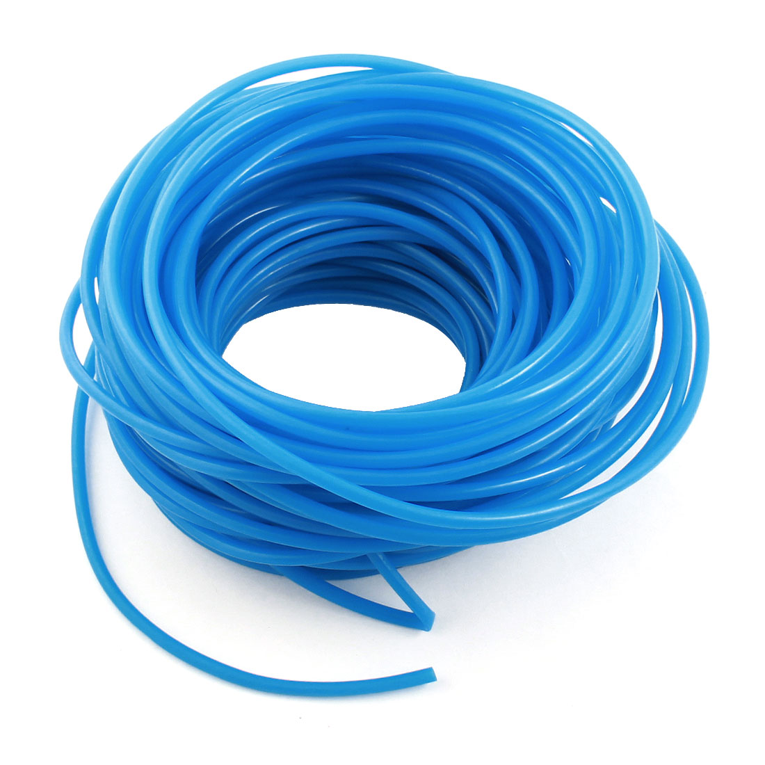 25Meter 2.5x4mm Air Compressor Fuel Gas Petrol Diesel PU Line Tube Hose Blue