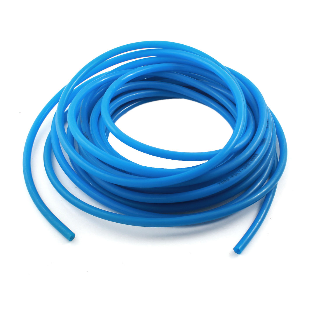 33Ft 5mm Inner Dia 8mm OD Air Fuel Gas Petrol Diesel PU Line Tube Hose Blue
