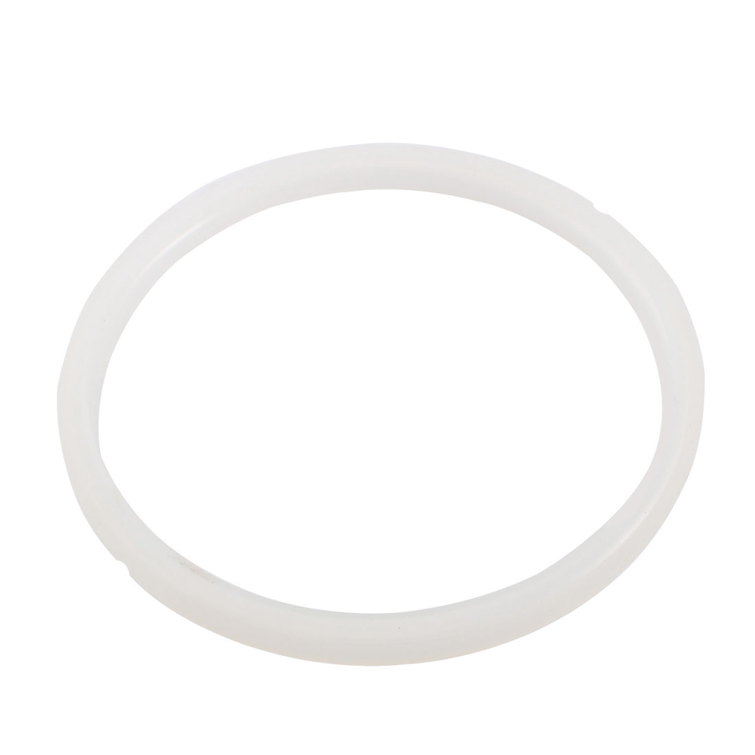 3-4L Pressure Cookers Clear White 19.5cm Inner Dia Gasket Sealing Ring