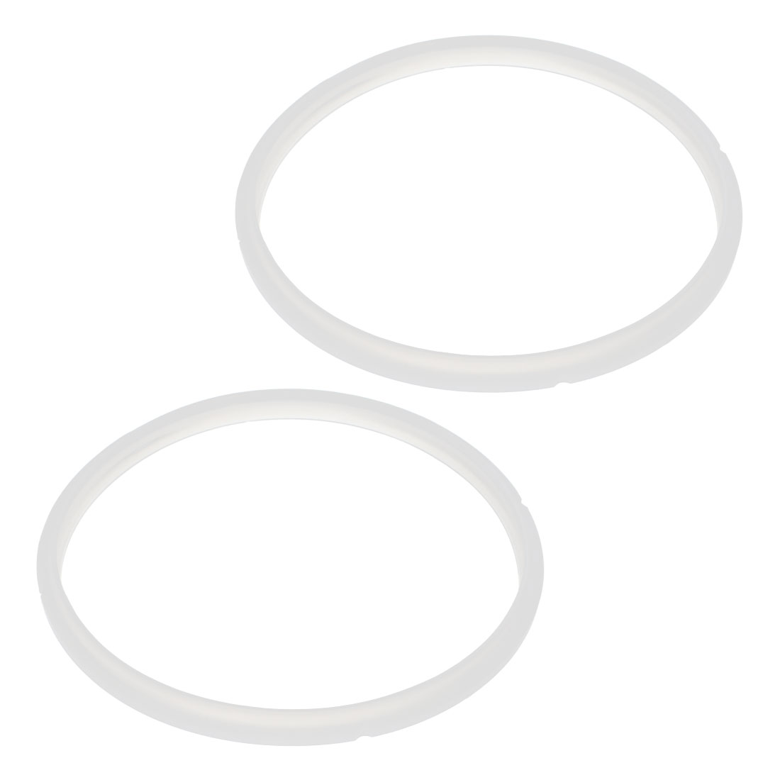 2PCS 19.5cm Inner Dia Gasket Sealing Ring for 3-4L Pressure Cookers