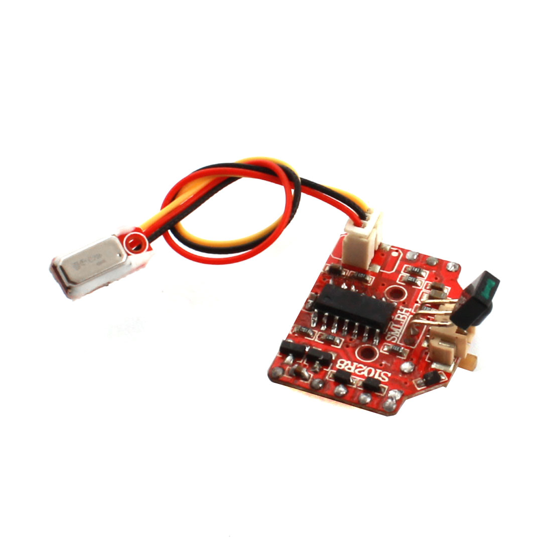 Spare Part Receiver PCB Circuit Board Module Red for Syma S102G-17 Helicopter