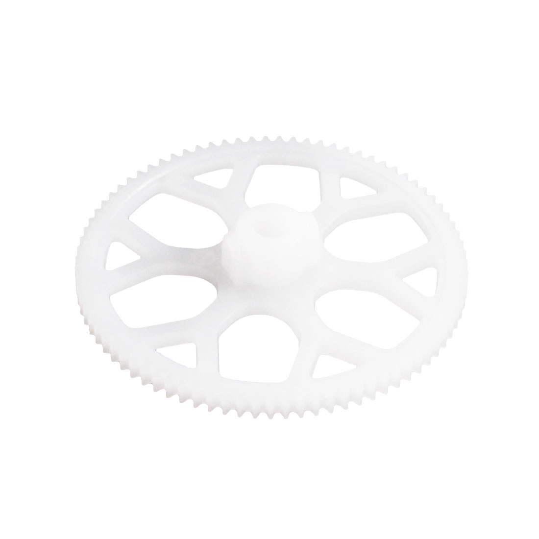 Remote Control Airplane Helicopter White Plastic Main Gear Spare Part 25.5mm for Syma F3-07