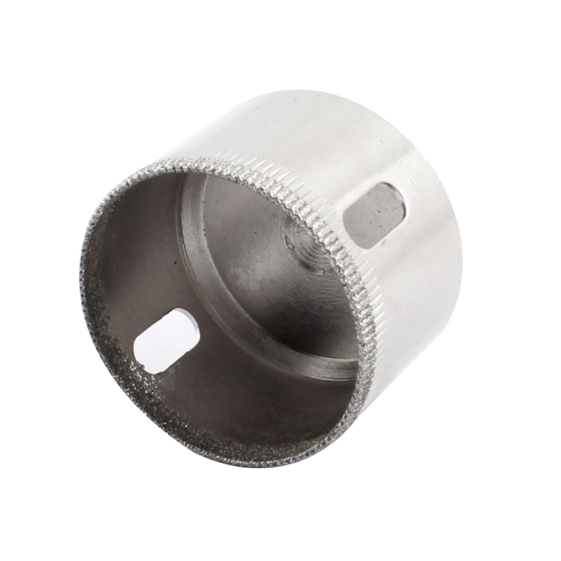 Metal Round Shank 45mm Diameter Glass Tile Hole Saw Drilling Tool