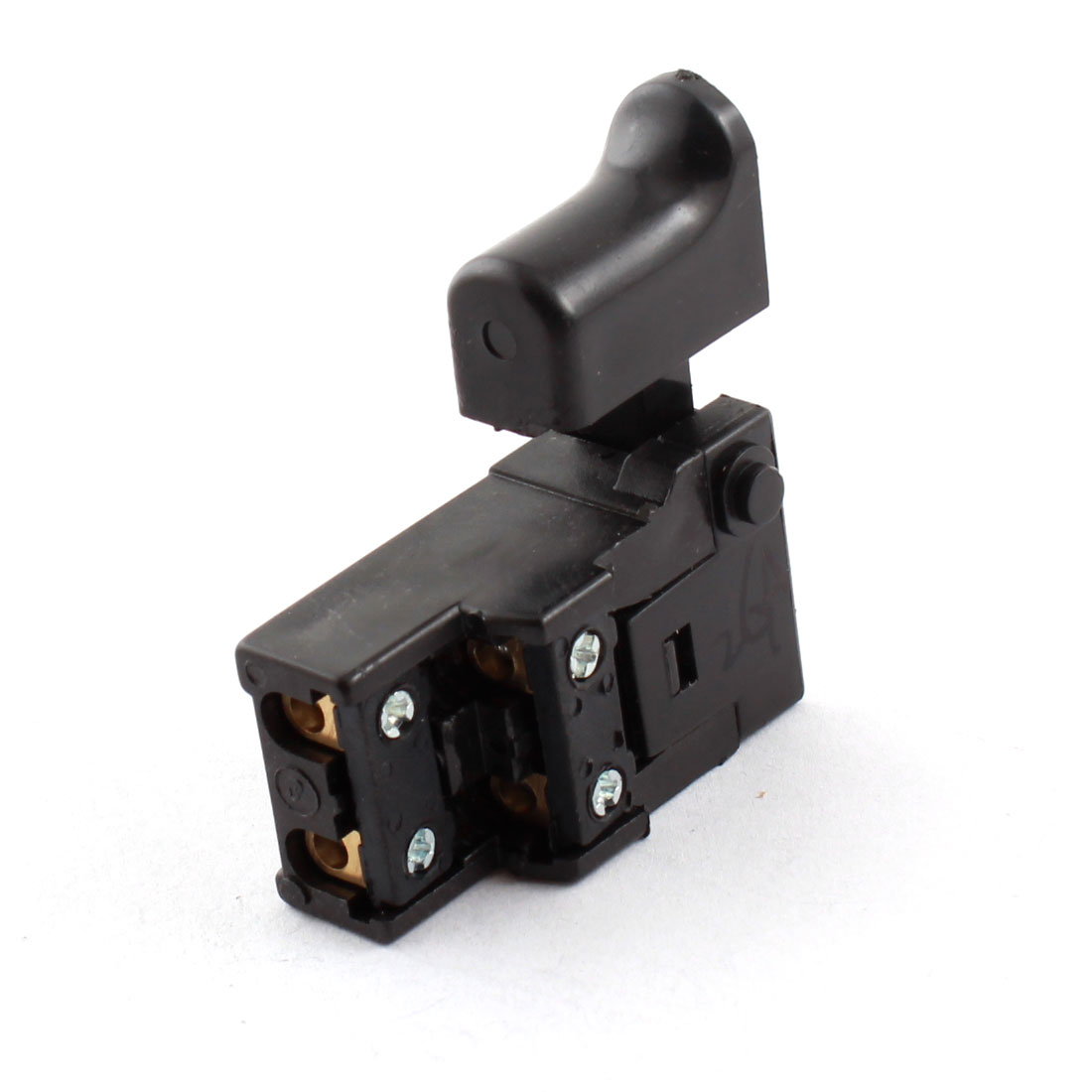 AC 250V 6A Momentary Manual Trigger Switch for Marble Cutting