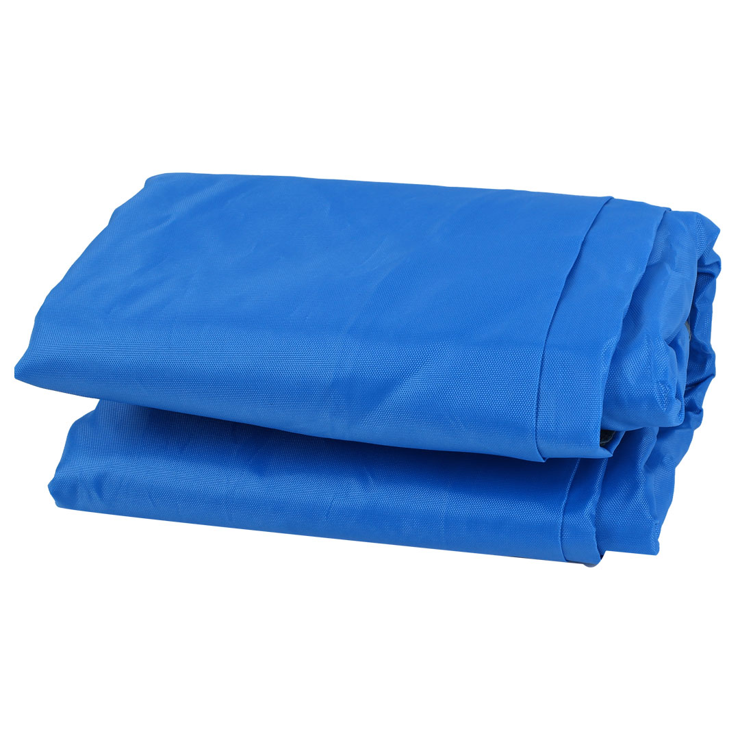 Portable Outdoor Camping Beach Picnic Rain Sun Shelter Tent Mat Cushion Blue 215cm x 215cm