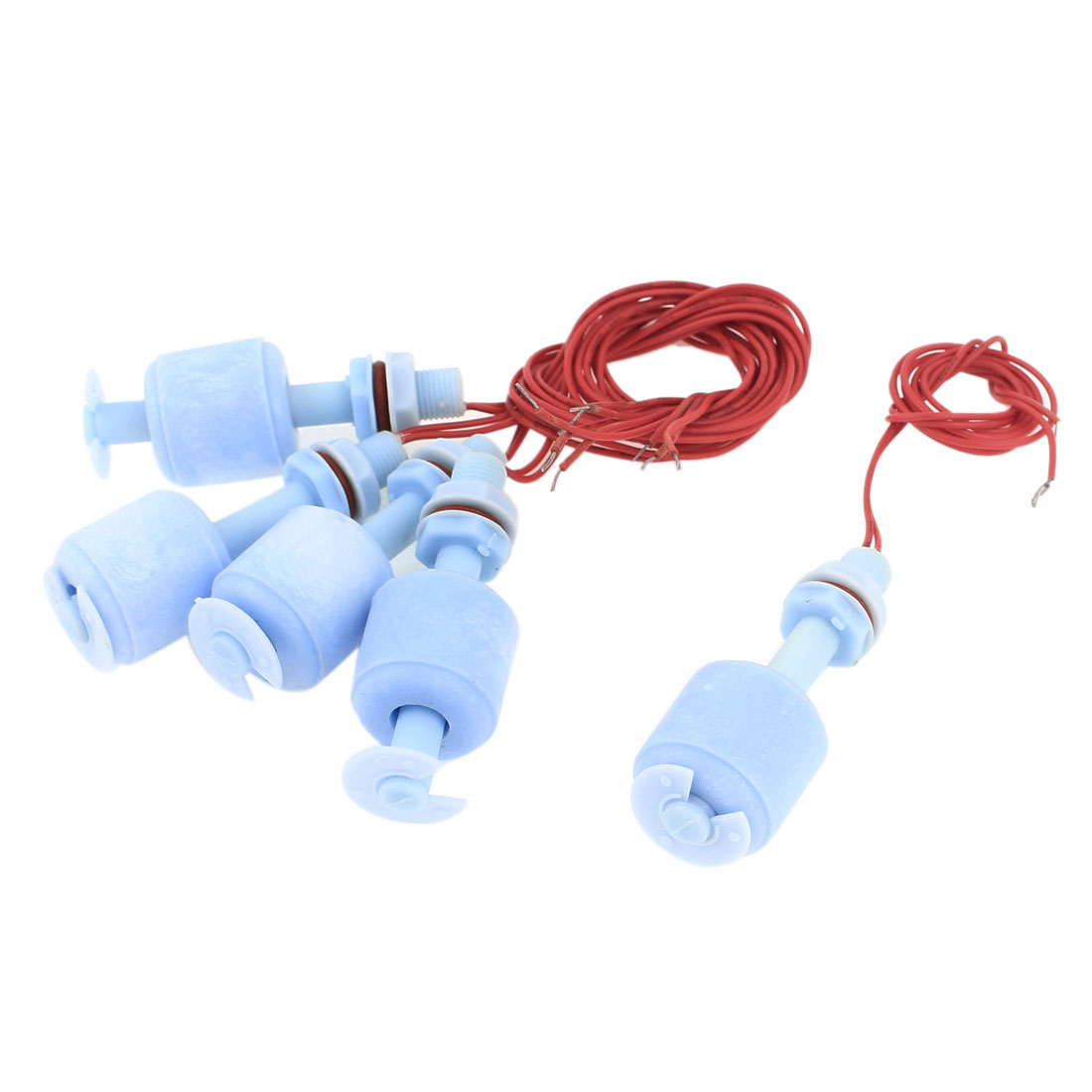 5 Pcs ZP5210 Aquarium Liquid Water Level Sensor Float Floating Switch