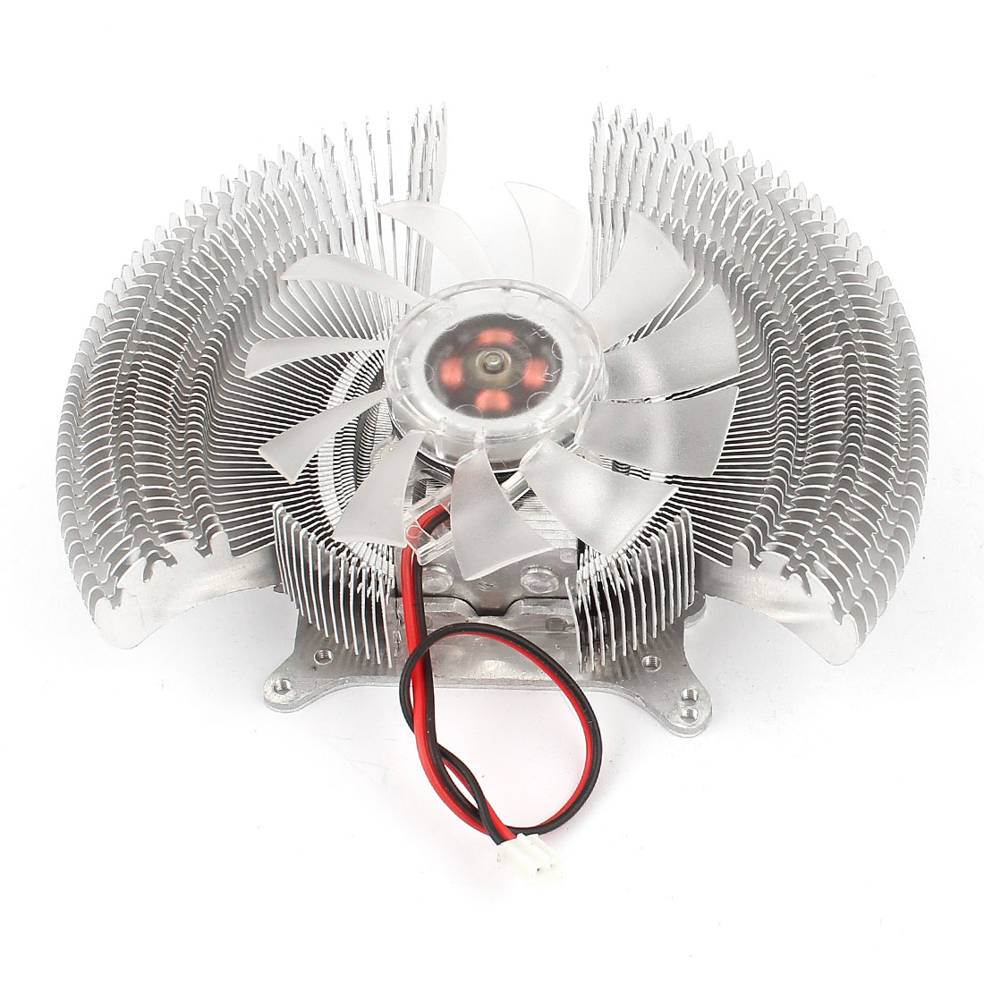 DC 12V 0.18A Ball Bearing VGA Video Card Heatsink Cooler Cooling Fan