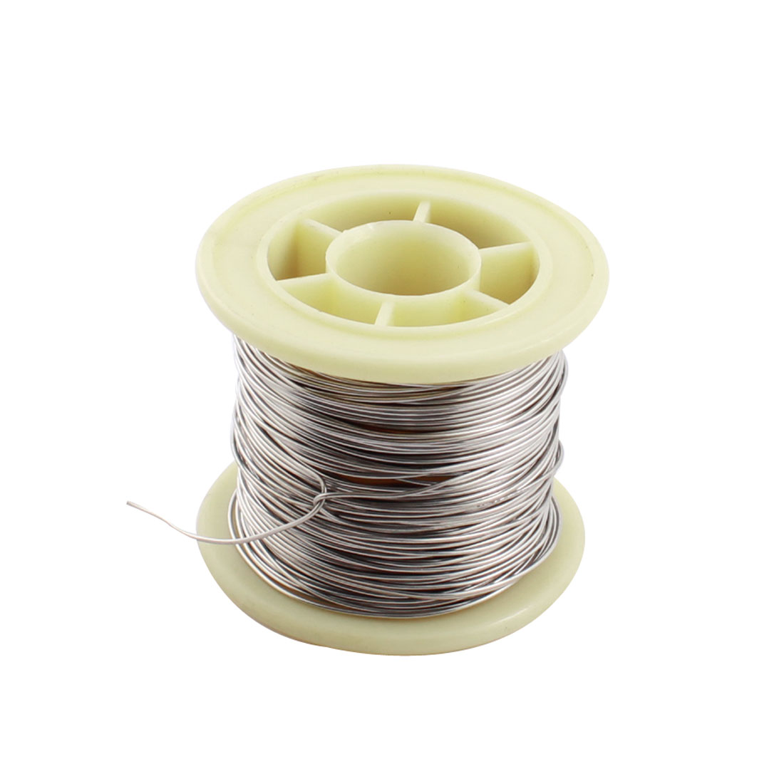 0.7mm Diameter AWG21 15meter 50ft Length Nichrome Resistance Heating Coils Heater Resistor Wire