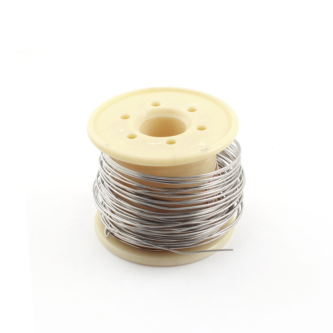 7.5Meter 25ft 0.8mm Diameter AWG20 2.168 Ohm/M Nichrome Resistance Heating Coils Resistor Wire Cable