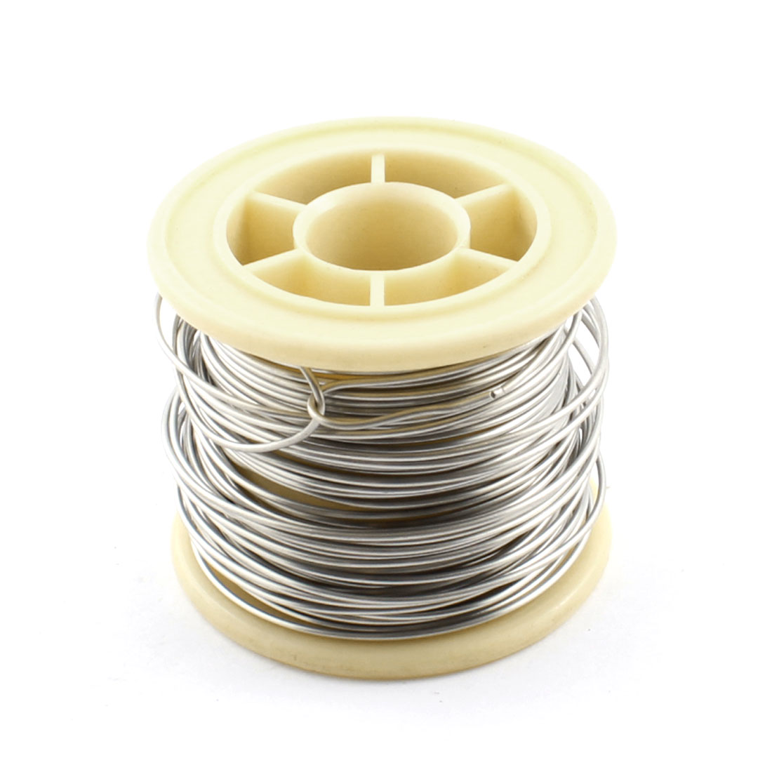 7.5Meter 25ft 1mm Diameter AWG18 1.388 Ohm/M Nichrome Resistance Heating Coils Resistor Wire Cable