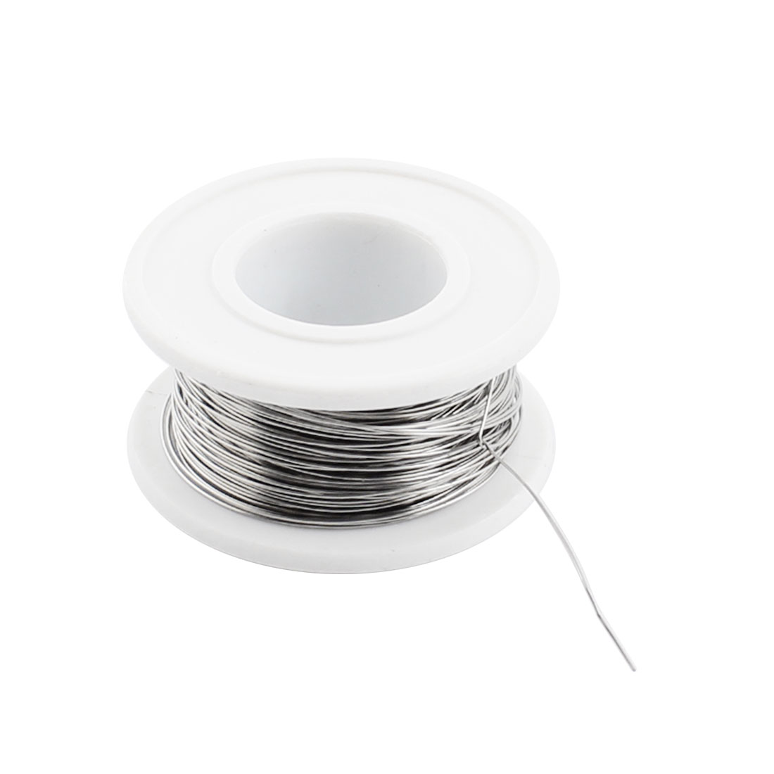 50Meter 165ft Long 0.35mm AWG27 Gauge Nickel Copper Alloy Resistance Heating Coils Resistor Wire