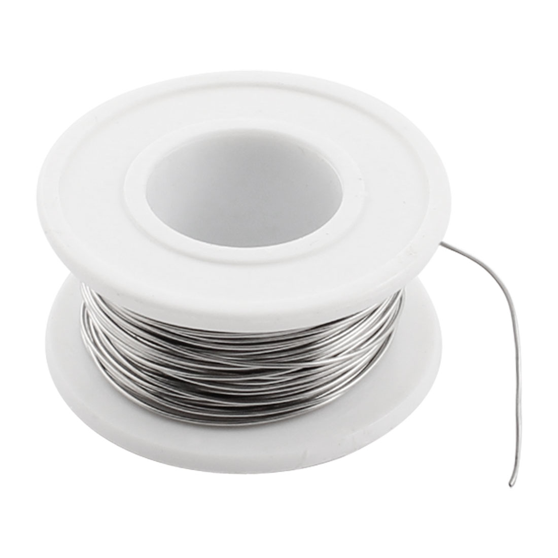 15Meter 50ft 0.55mm AWG23 Gauge Cable Nickel Copper Alloy Resistance Resistor Wire for Heating Elements