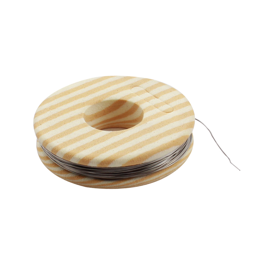 7.5M 25Ft Long 0.32mm AWG28 Gauge Cable Resistance Resistor Wire for Heating Elements