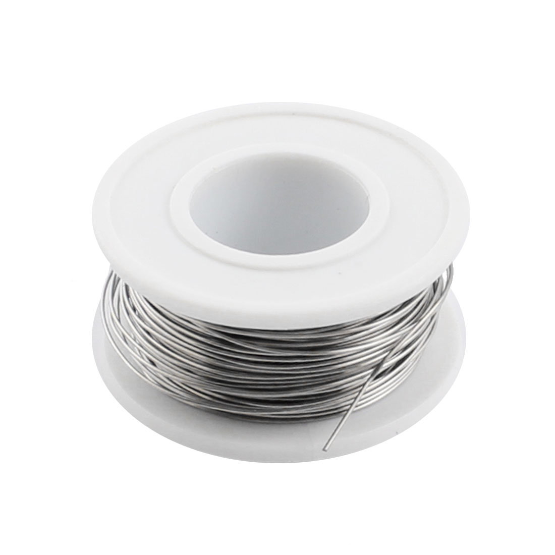 0.5mm Diameter AWG24 15meter 50ft Long Nichrome Resistance Heating Coils Resistor Wire