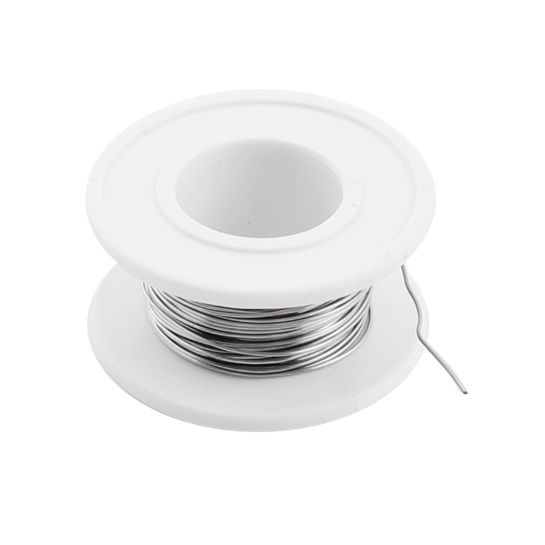 7.5meter 25ft Long 0.5mm Diameter AWG24 Cable Nichrome Resistance Heating Coil Resistor Wire Cable