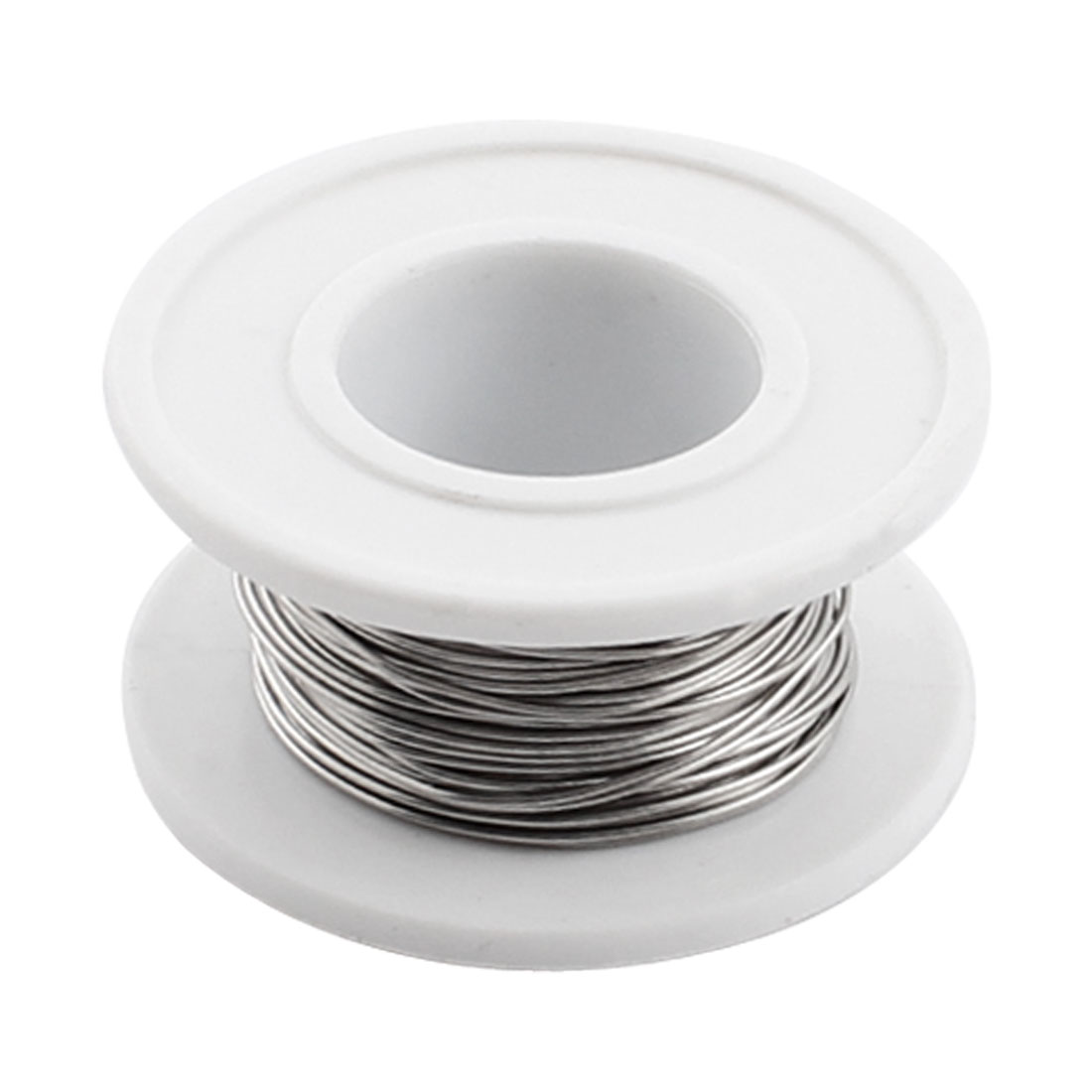 0.3mm Diameter AWG29 15.4Ohm/M 15meter 50ft Long Nichrome Resistance Resistor Wire Cable for Heating Elements