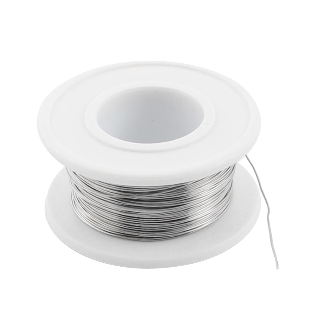 50meter 165ft 0.3mm Dia AWG29 15.4Ohm/M Nichrome Resistance Resistor Wire for Heating Elements