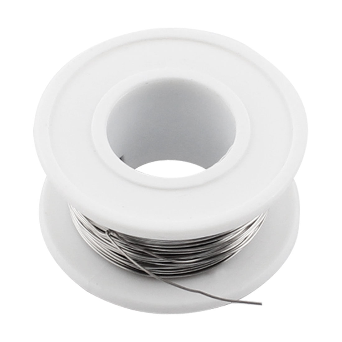 0.35mm Dia Cable AWG27 Guage Nichrome Resistance Resistor Wire Cable 50meter 165ft Long for Heating Elements