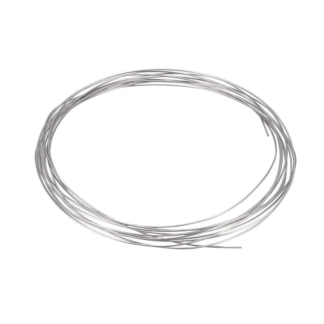 1.6mm Diameter AWG14 Gauge Nichrome Resistance Heating Coils Resistor Wire Cable 7.5meter 25ft