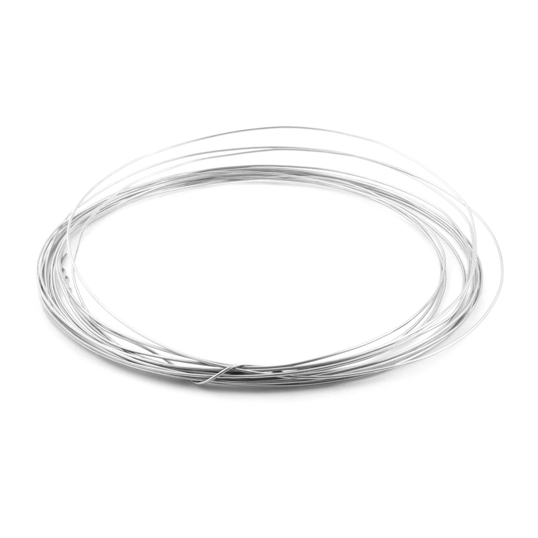 7.5Merter 25ft Long 1.2mm AWG17 Gauge Nichrome Resistance Heating Coils Resistor Wire Cable