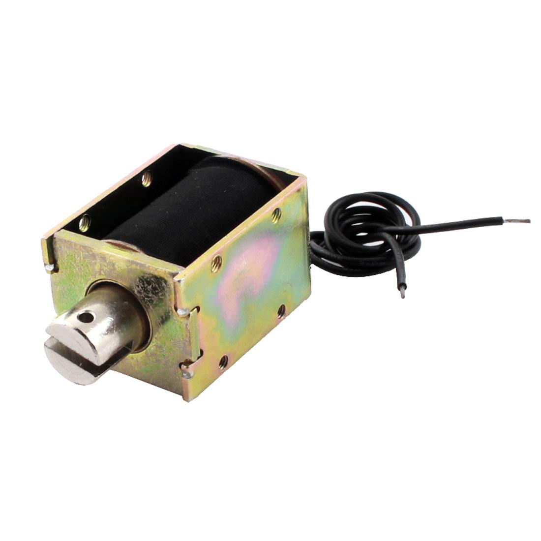Spare Parts DC 6V 200g/5mm Pull Electric Magnet Solenoid Electromagnet