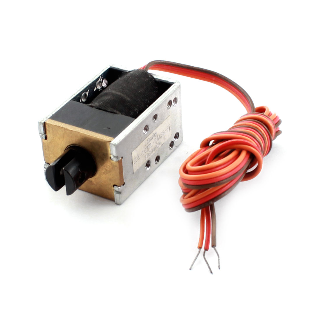 Spare Parts DC 24V 500g/10mm Pull Electric Magnet Solenoid Electromagnet