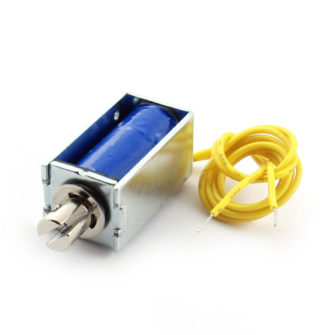 Spare Parts DC 12V 300g/3mm Pull Type Electric Magnet Solenoid Electromagnet
