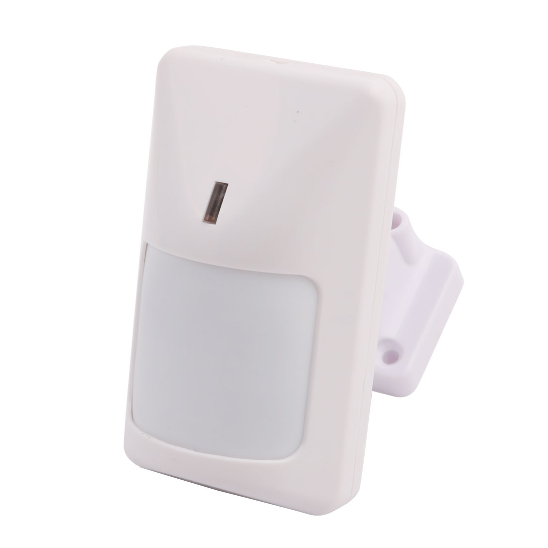 Home Wireless Wall Mount Single Optic Passive Motion IR Sensor Detector PIR Alarm