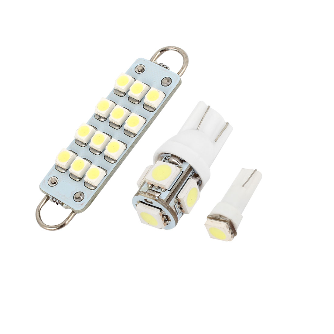 14PCS White LED Map Dome Light Bulb Lamp Interior Package Kit For Chevy Trailblazer 2002-2009